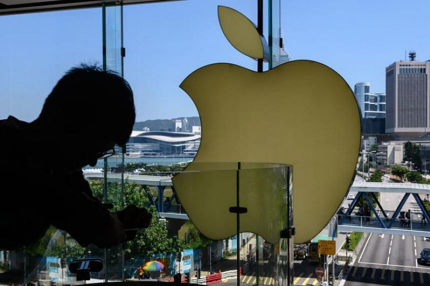 China's rulers hit out at Apple over app that monitors police movements