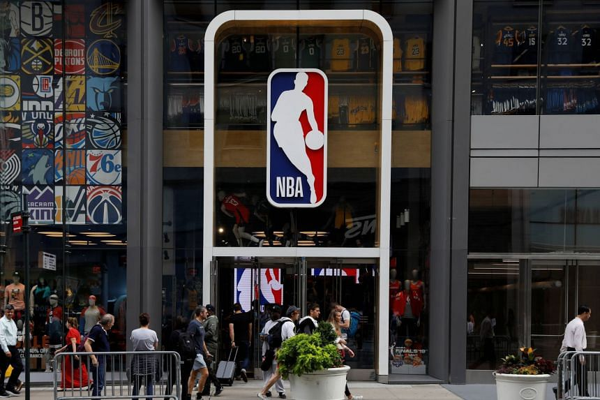 A string of key Chinese sponsors have since distanced themselves from the NBA.