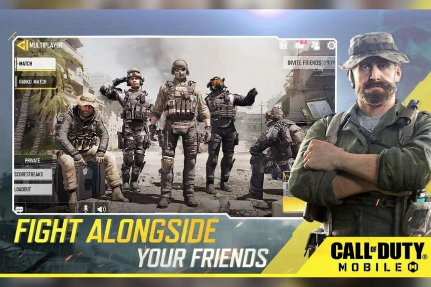The first-person shooter hit's publisher Activision Blizzard launched Call Of Duty: Mobile on Oct 1.