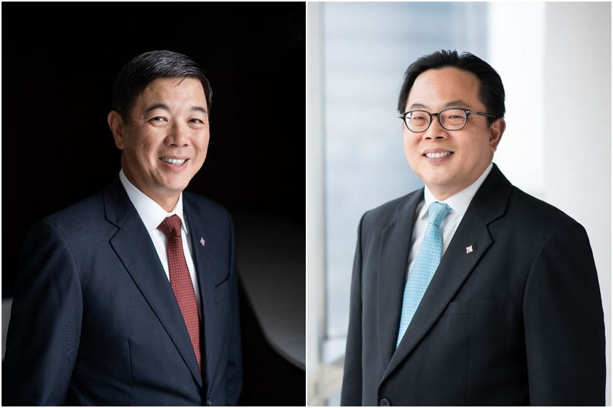 Christopher Tang, 59, is stepping down as CEO of Frasers Property Singapore at the end of the year while Low Chee Wah, 54, will be appointed CEO of the company's newly announced retail-focused business unit, Frasers Property Retail.