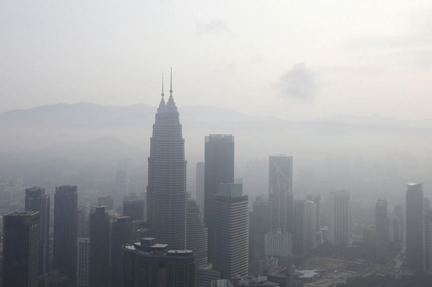 Malaysia was plagued by haze in September due to illegal open burning practices in Indonesia.