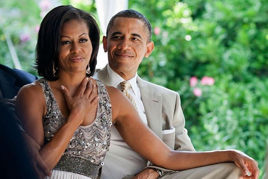 Former United States president Barack Obama and his wife Michelle will be speaking at two separate talks at the Singapore Expo in December.