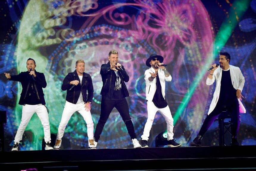 Expect the popular American boyband to slip in some newer tunes from their latest album, DNA, during their show in Singapore.