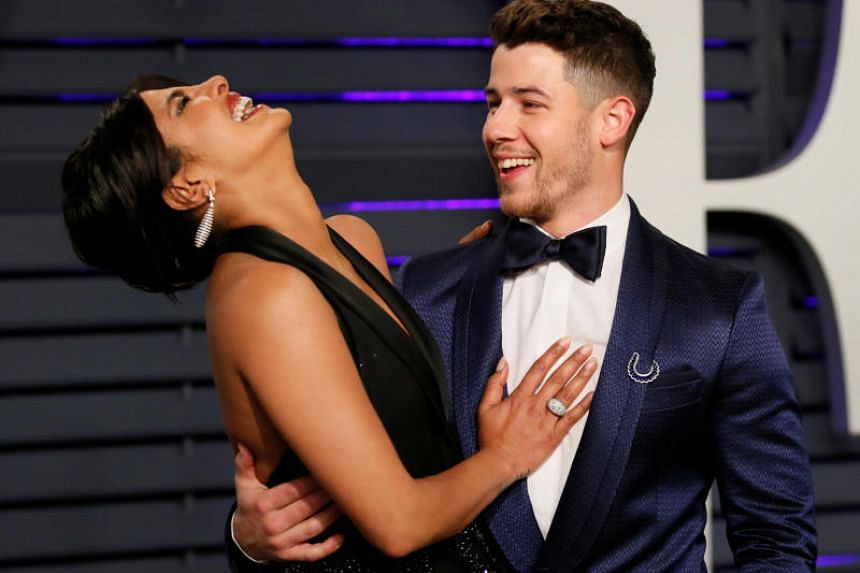 """Priyanka Chopra revealed that her husband NIck adopts a """"crazy discipline"""" to track his blood sugar level, but she still wanted to ensure that there were no nasty health surprises."""