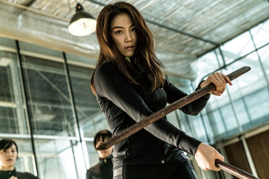 The Villainess is a violent tale of revenge featuring Kim Ok Bin as Sook Hee, a woman raised by gangsters to be the perfect killer.