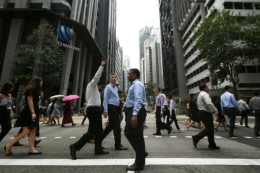 The survey, part of a larger study involving senior finance executives in Hong Kong, Australia and New Zealand, found that one in five of the Singapore respondents said their teams are not prepared for digital transformation.