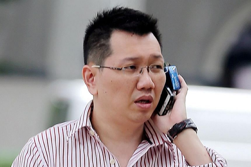 Maserati owner Lee Cheng Yan said he lent the car reluctantly to a man named Kelvin, whom he claimed he did not know that well.