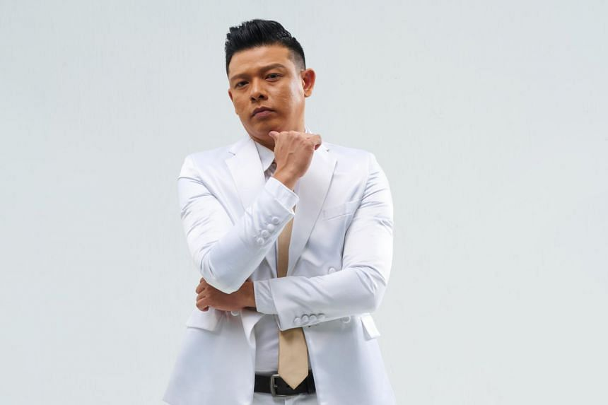 When Hady Mirza got the call to audition for the sixth season of the singing competition Gegar Vaganza, he felt it was a golden opportunity.