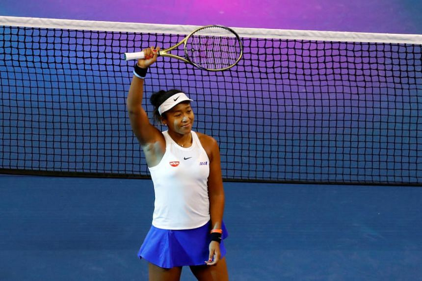 Naomi Osaka, who has a Japanese mother and a Haitian father, has completed an administrative step to obtain Japanese citizenship ahead of her birthday next week.