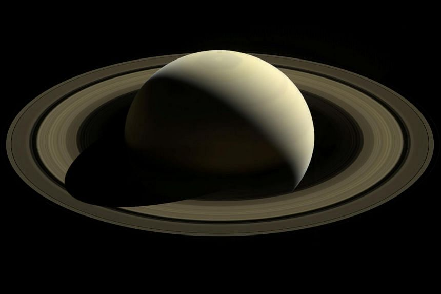 20 new moons found around Saturn