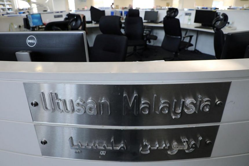 Utusan's 862 employees have been placed on forced leave until Oct 30 by the company and it is said that a large number will not be re-hired.