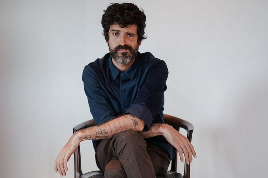 Devendra Banhart (above) was in Singapore to promote his 10th album and his new poetry book.