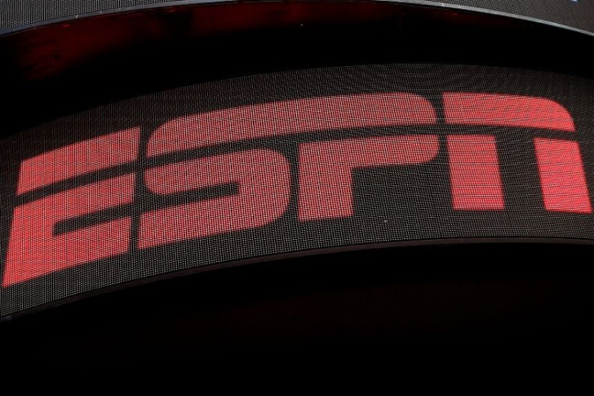 ESPN, which has a multibillion-dollar content rights deal with the NBA, had already faced strong criticism online this week after a report that its anchors had been forbidden from talking about the political side of the recent row.