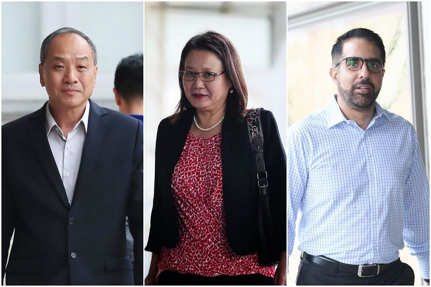 Former WP chief Low Thia Khiang, chairman Sylvia Lim and current leader Pritam Singh have been found liable for damages suffered by the Aljunied-Hougang Town Council (AHTC).