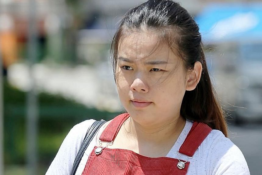 Fenny Tey Hui Nee, a Malaysian, is accused of bribing an ICA officer to speed up the process of her Singapore PR application.