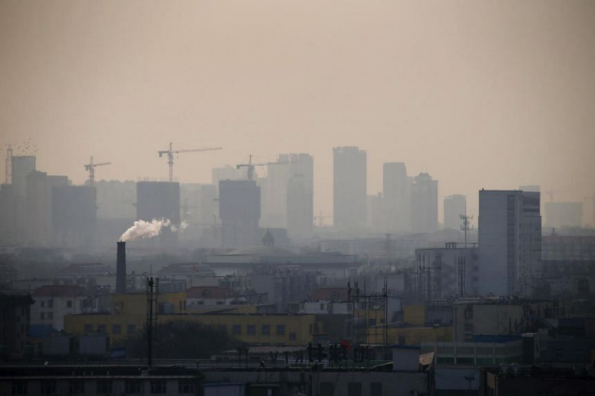 Hebei, which produces a quarter of China's steel and is responsible for much of the smog drifting over the capital, was the test site for the first probe.