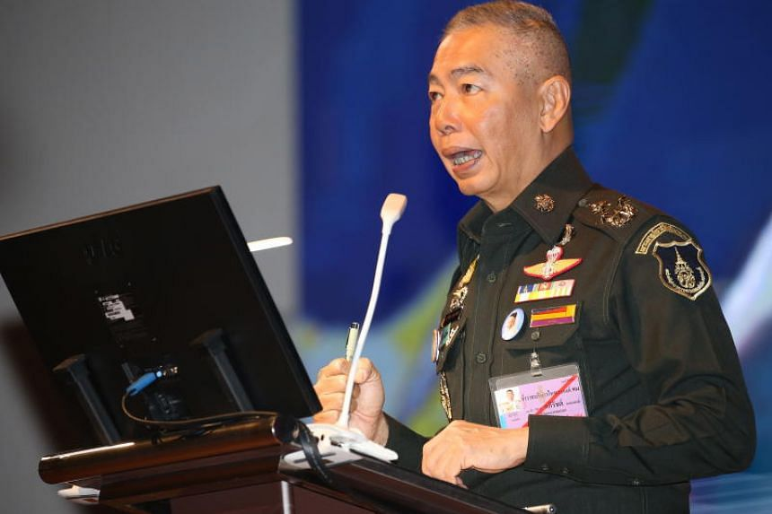 Thailand's army chief Apirat Kongsompong vowed to suppress any attempt to undermine national security.