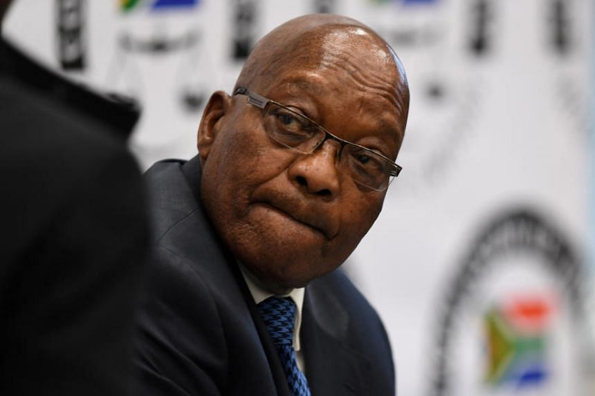 Former South African president Jacob Zuma, who has been accused of taking bribes from French defence company Thales, had sought in March to have the case dropped.
