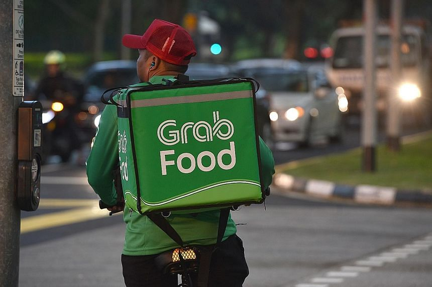 Smart City Kitchens complained to the CCCS in July. Its tenants said that they had been blocked from being listed on two of the three major food delivery services in Singapore - Deliveroo and GrabFood.