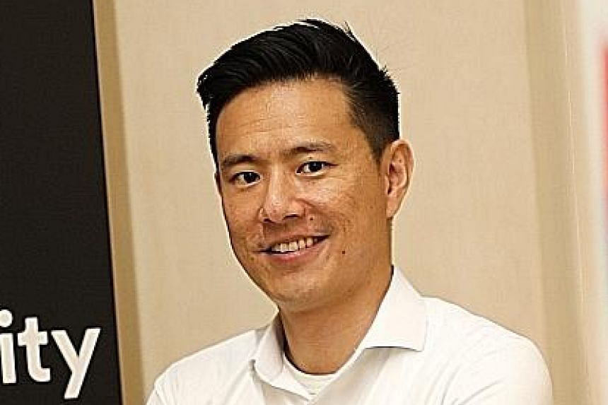 """Smart City Kitchens' general manager Warren Tseng (above), commenting on news of the investigations, said """"we remain confident that the CCCS will take the appropriate measures to promote fair and healthy competition between start-ups and businesses in Sin"""