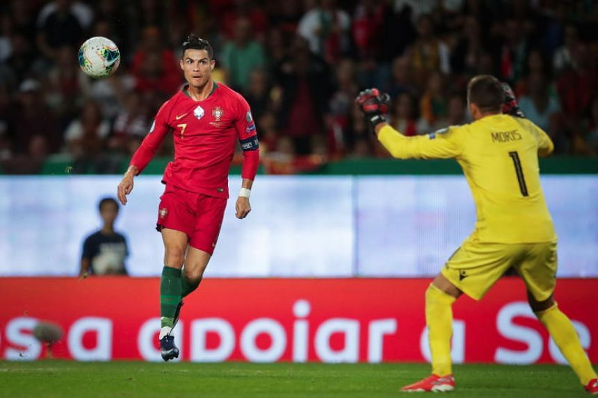 Ronaldo makes history with 700th career goal