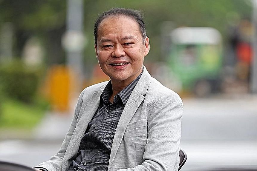 Mr Teo Kay Leong is saving for his retirement via three insurance plans that will start paying a monthly lifetime income when he turns 65. He is also keen to take up another plan to increase his retirement income. His goal is to have passive income o