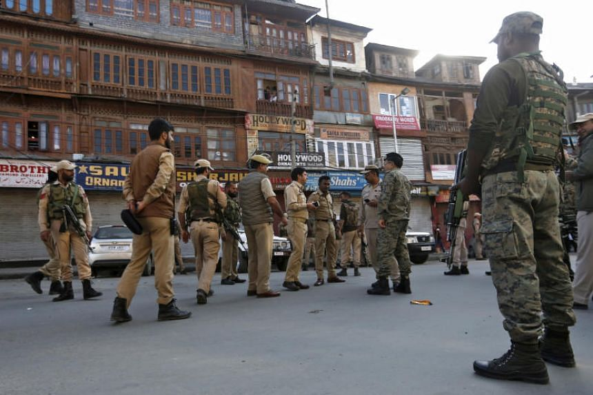 Kashmir blocks SMS after trucker is killed READ MORE