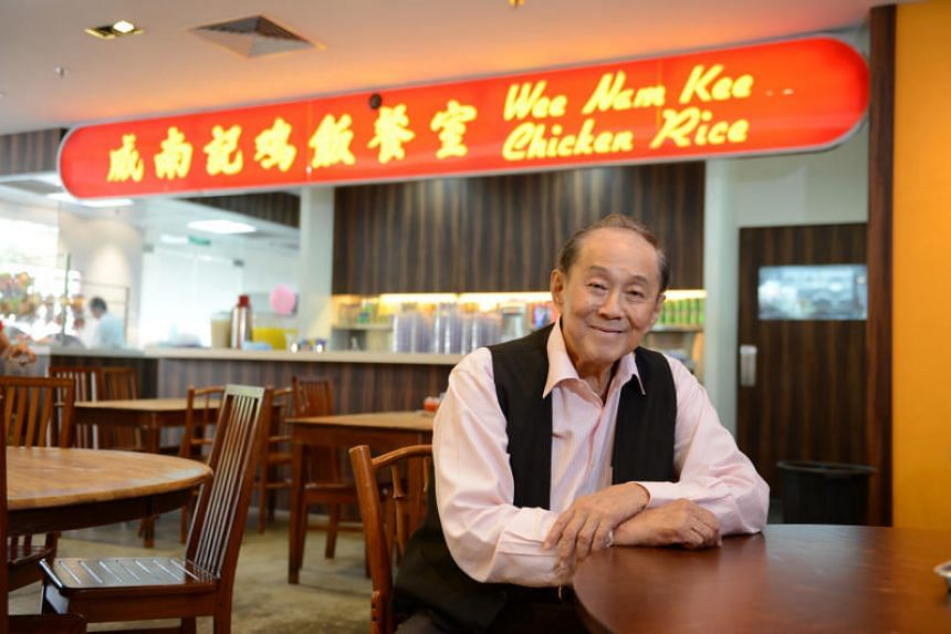 In a Facebook post on Oct 13, Wee Nam Kee Chicken Rice announced Mr Wee Toon Ouut's passing but did not give details on the cause of death.