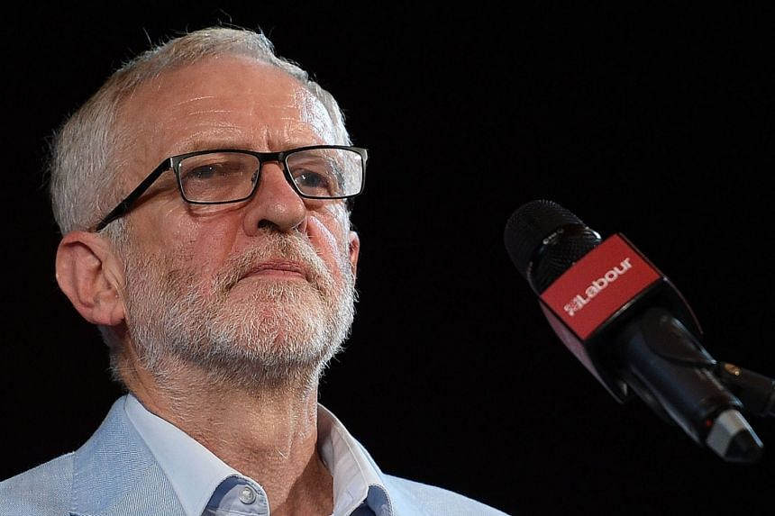 UK opposition Labour Party leader Jeremy Corbyn will caution British lawmakers against backing a confirmatory referendum on a deal.