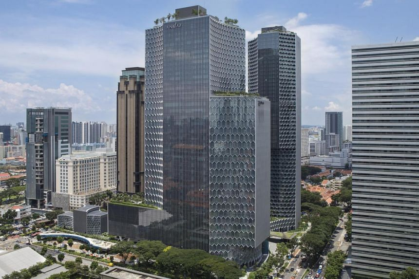 The largest office transaction of the year went to Allianz Real Estate and Gaw Capital Partners acquiring Duo Tower and Galleria from M+S.