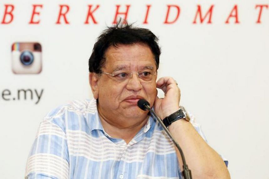 Former Umno minister Tengku Adnan was charged on Jan 23 for accepting RM2 million from Aset Kayamas Sdn Bhd managing director Chai Kin Kong via a Hong Leong Islamic Bank cheque belonging to his company.