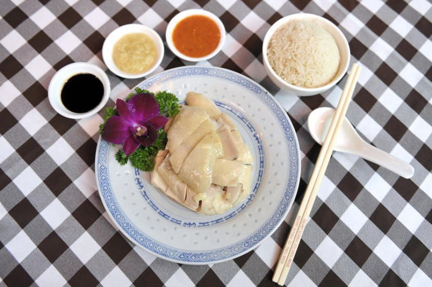 Boon Tong Kee's chicken rice. Founder Thian Boon Hua started Boon Tong Kee as a stall in Chinatown in 1979.