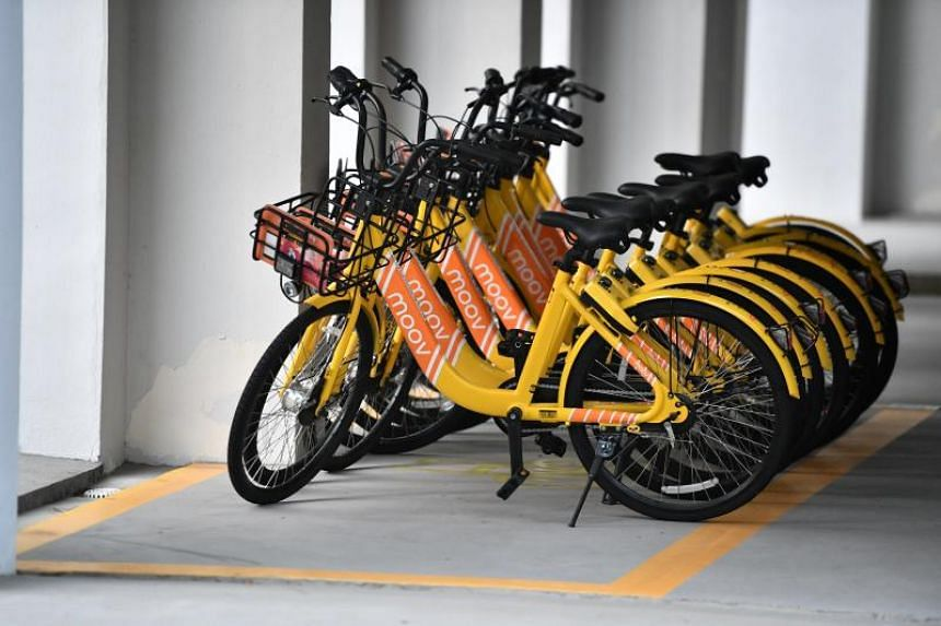 Moov Technology will be allowed to operate a fleet of up to 10,000 bicycles, up from the 1,000 that it currently manages.