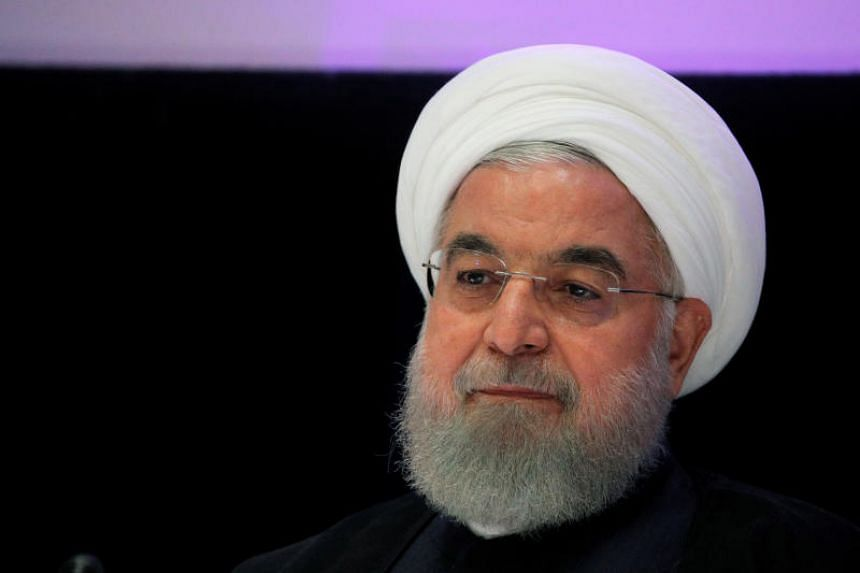 Iranian President Hassan Rouhani said finding a solution to the conflict in Yemen could help reduce tensions in the region.