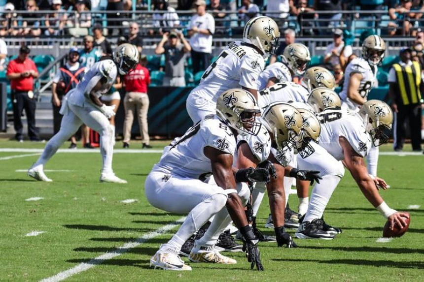 The tweet went viral, with many New Orleans Saints fans jokingly giving thanks for the perceived blessing. The team beat the Jacksonville Jaguars 13-6 at TIAA Bank Field in Jacksonville, Florida, on Oct 13, 2019.