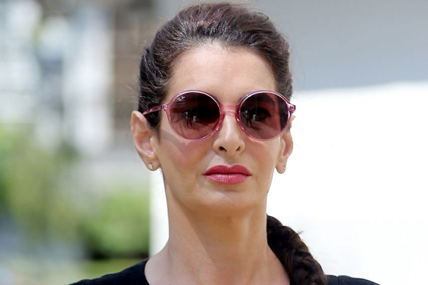 Tala Alamuddin Le Tallec pleaded guilty to drink driving, using a car without a Singapore Class 3 driving licence, and driving without insurance.