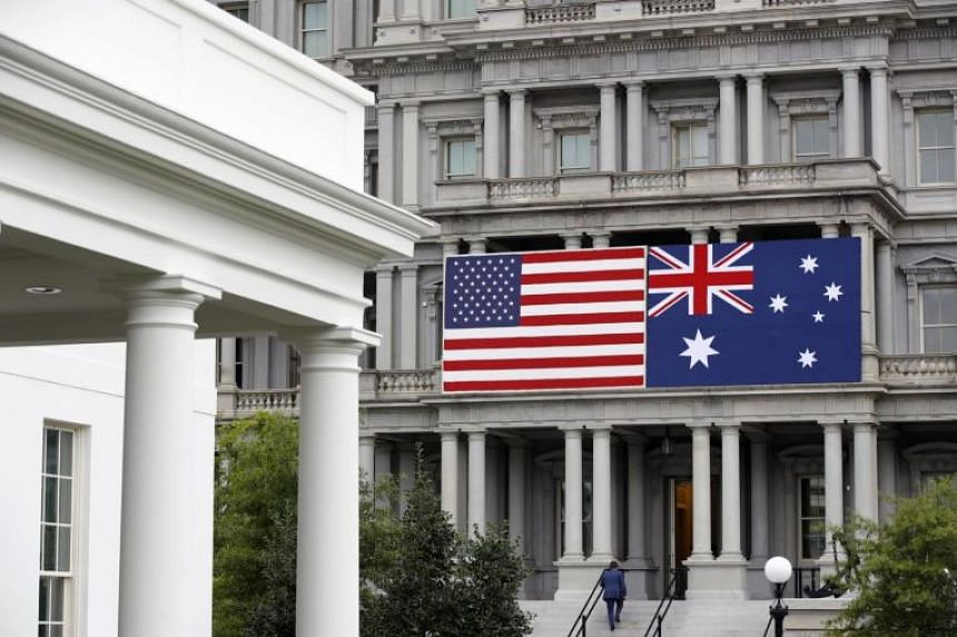 Australian officials have held new talks with their US counterparts and are considering how best to help projects win access to financing and to secure long-term supply deals, said Australian Resources Minister Matt Canavan. PHOTO: AP