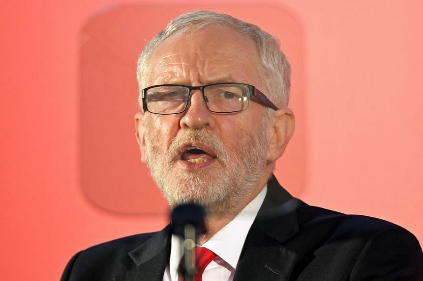 British opposition Labour Party leader Jeremy Corbyn said he will caution lawmakers against backing a confirmatory referendum on a deal.