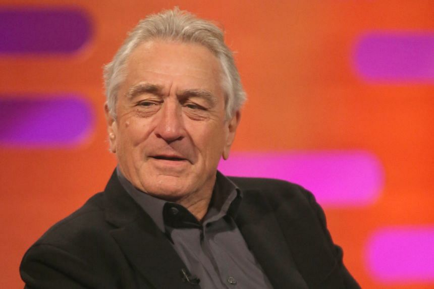Robert De Niro (above) reflects on his iconic portrayal of the mentally unstable Vietnam war veteran in Taxi Driver (1976).
