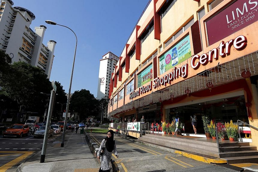 Holland Road Shopping Centre has a 78m wide frontage along Holland Avenue, and is situated at the entrance of the Holland Village or Chip Bee Gardens precinct.