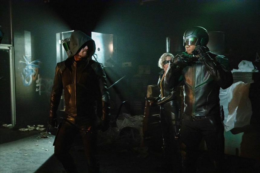 The creators of Arrow revealed that season 8 will be set in 2019 and will take place in the main timeline and a parallel universe known as Earth-1, which is the centre of the multiverse.