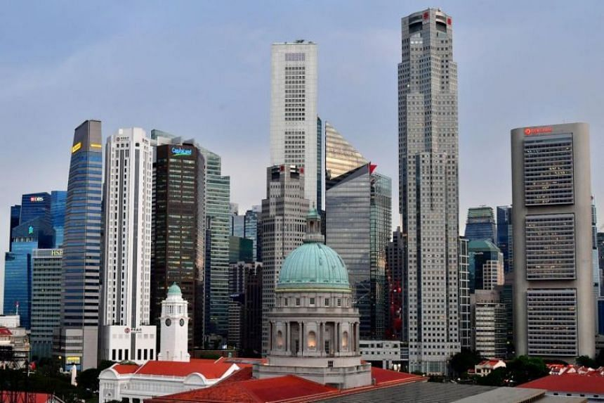 Flash estimates by the Ministry of Trade and Industry showed that the Singapore economy grew by 0.1 per cent on a year-on-year basis in the third quarter of 2019, the same pace of growth as in the previous quarter.