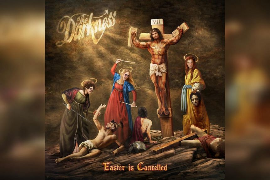 While it does not quite have the X-factor of their 2003 debut album Permission To Land, Easter Is Cancelled proves that The Darkness is still utterly charming.
