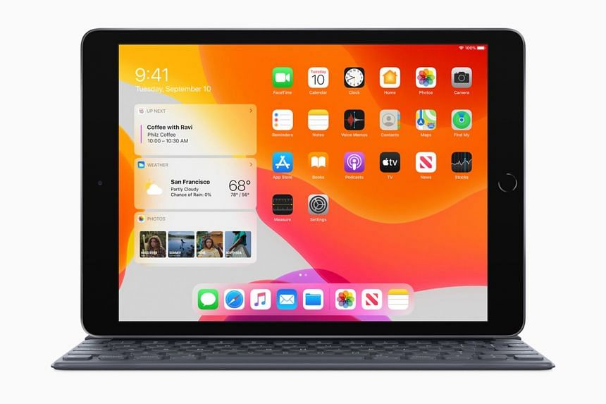 With the iPad (2019) supporting the Apple Smart Keyboard, it could be a potential laptop replacement at a much lower cost compared to the iPad Pro.