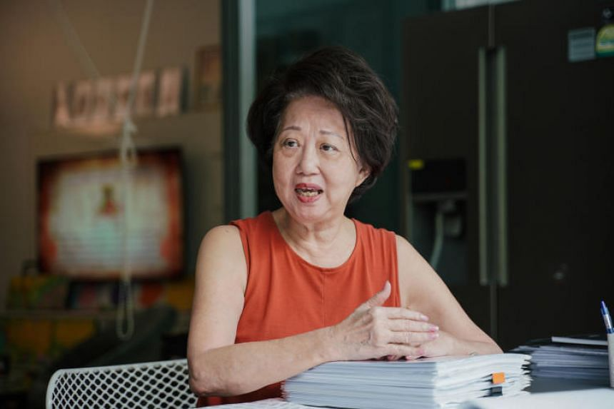 Prominent businesswoman Jannie Chan and her younger daughter had granted a pair of potential buyers an option to purchase their Keppel Bay View property four months after the bank took possession of the apartment.