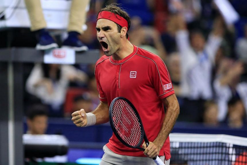 """At the end of the day my heart decided I would love to play the Olympic Games again,"" said Roger Federer."