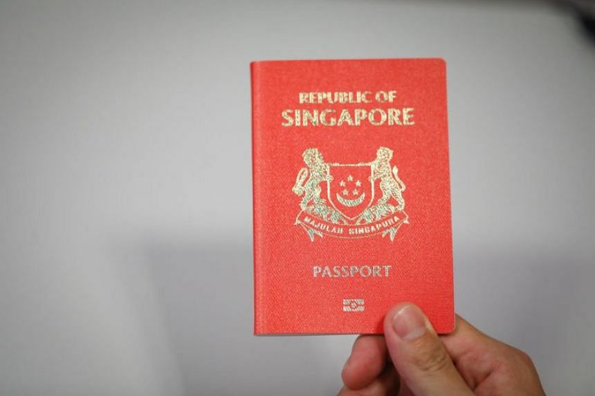 The Government announced in August that Singaporean babies born in or after January next year will not need to pay application fees for their first passports.