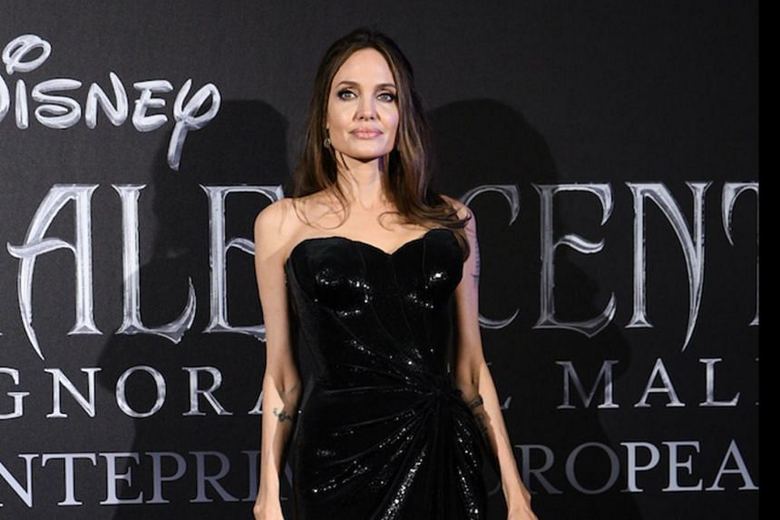 Maleficent Mistress Of Evil Star Angelina Jolie Cried When