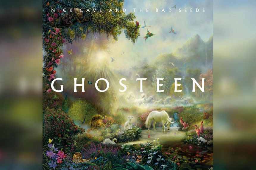 Ghosteen, Nick Cave and the Bad Seeds' 17th studio release.