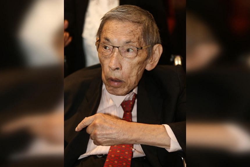 Veteran opposition politician Chiam See Tong relinquished his post as secretary-general at the Singapore People's Party's biennial Ordinary Party Conference held on the evening of Oct 16, 2019.